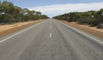Road to nowhere / Geraldton, WA