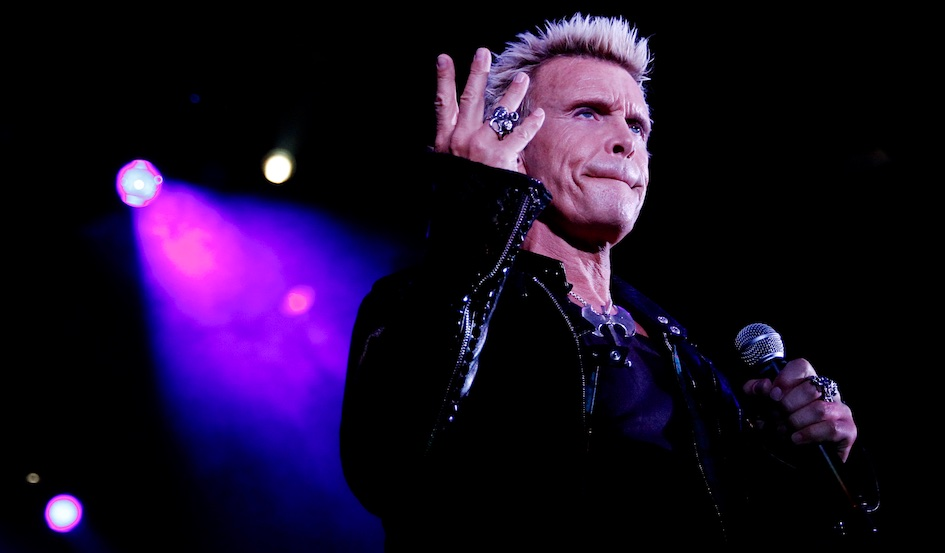 Billy Idol / Düsseldorf