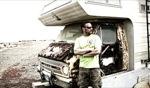 Rusty / Camper Van, Punta San Carlos