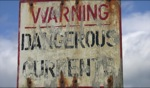 Warning / Brandon Bay, Irland