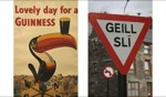 Guiness Sign / Irland
