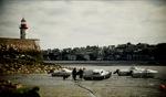 Low tide / Le Vivier sur Mer
