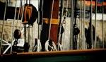 Old boat & seamen / Le Vivier sur Mer