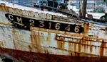 Rusting numbers / Camaret sur Mer