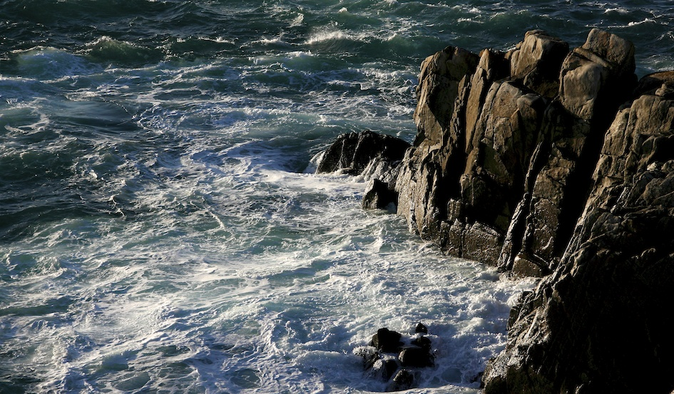 Cliffs / Finistere