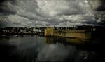 Stormy skies / Concarneau