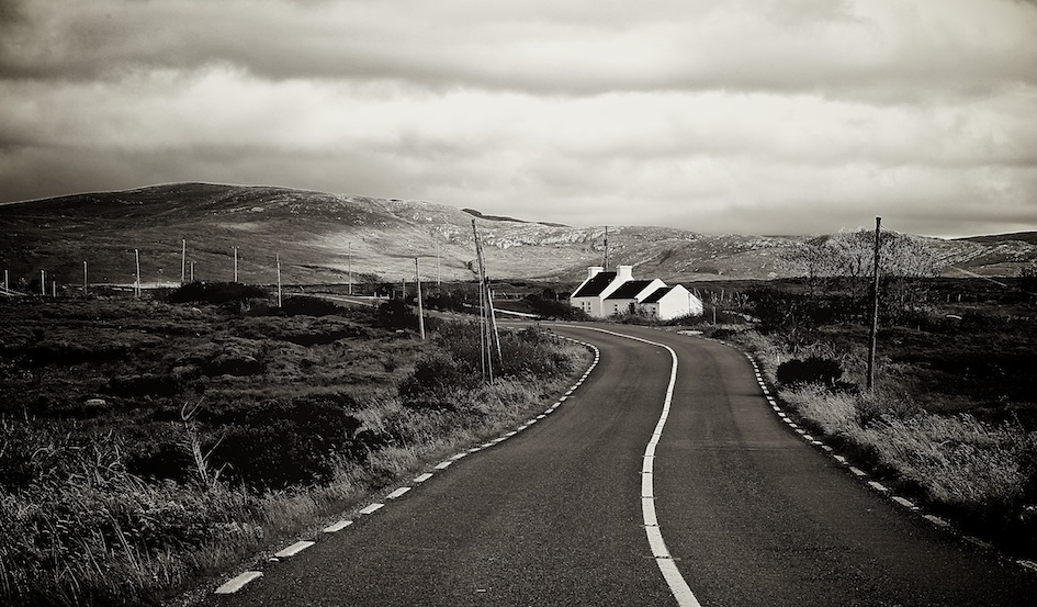Somewhere... / Donegal, Ireland