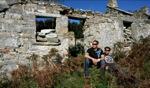 Ruins / Horn Head, Ireland