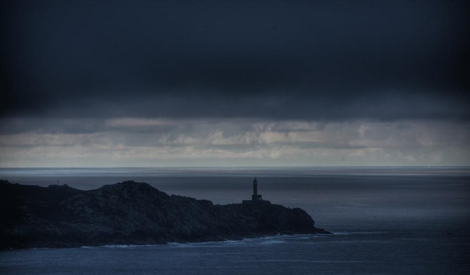 Lighthouse II / Cabo de San Adrian, Galicia