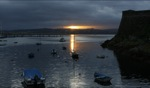 Sunrise / A Coruna, Galicia
