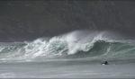 Wave / Santa Comba, Galicia