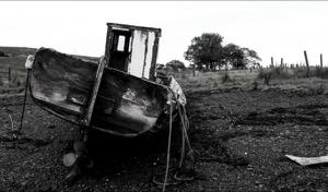 Shipwreck & Graveyard