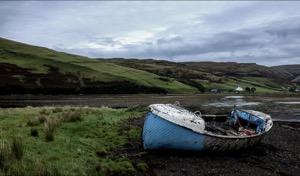 Shipwreck, Skye