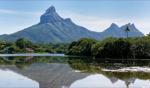 Mirror / Tamarin, Mauritius
