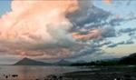 Clouds / La Gaulette, Mauritius
