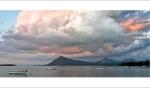 Sunset / La Gaulette, Mauritius