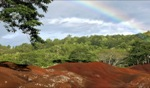 All colours / Chamarel, Mauritius