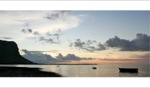 Sunset / Le Morne, Mauritius