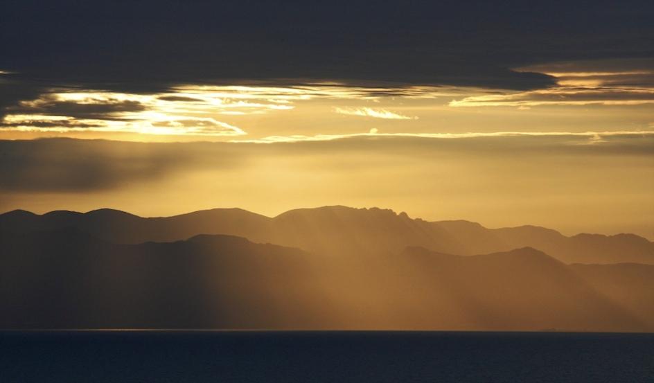 Sardegna Sunset / Torre della Stelle, Sardinien