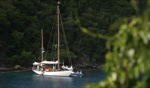 Classic Yacht / Peter Island, Brittish Virgin Islands