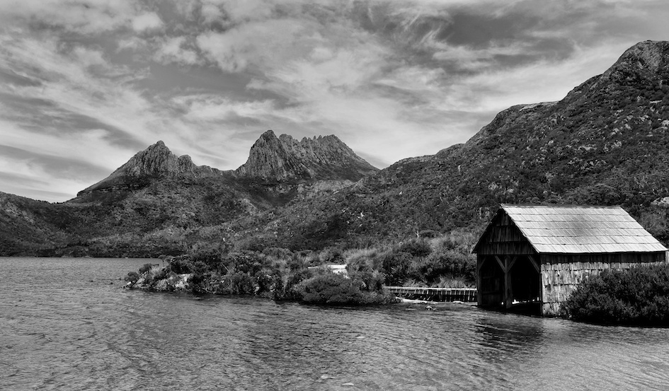 Boatshed / Cradle Mountain, Tasmania