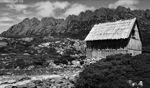 Kitchen Hut / Cradle Mountain, Tasmania