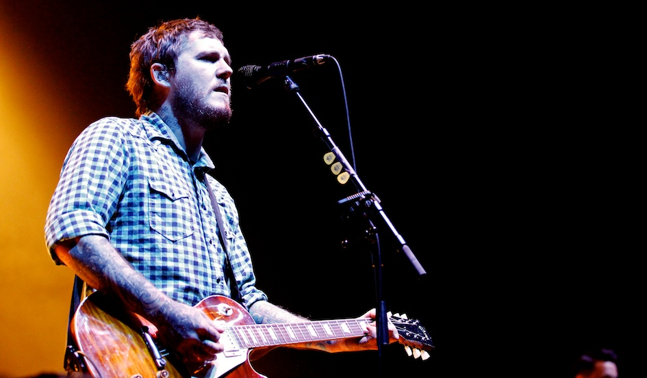 Brian Fallon, The Gaslight Anthem / Bochum