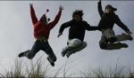 Jump! (Vera, Yannick, Flo) / Tiree
