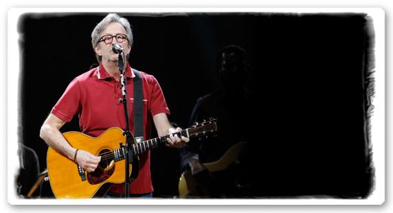 Clapton is God…